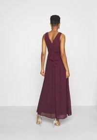 Vila - VIMILINA LONG DRESS - Occasion wear - winetasting - 2