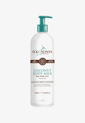 COCONUT BODY MILK 375ML - Moisturiser - neutral
