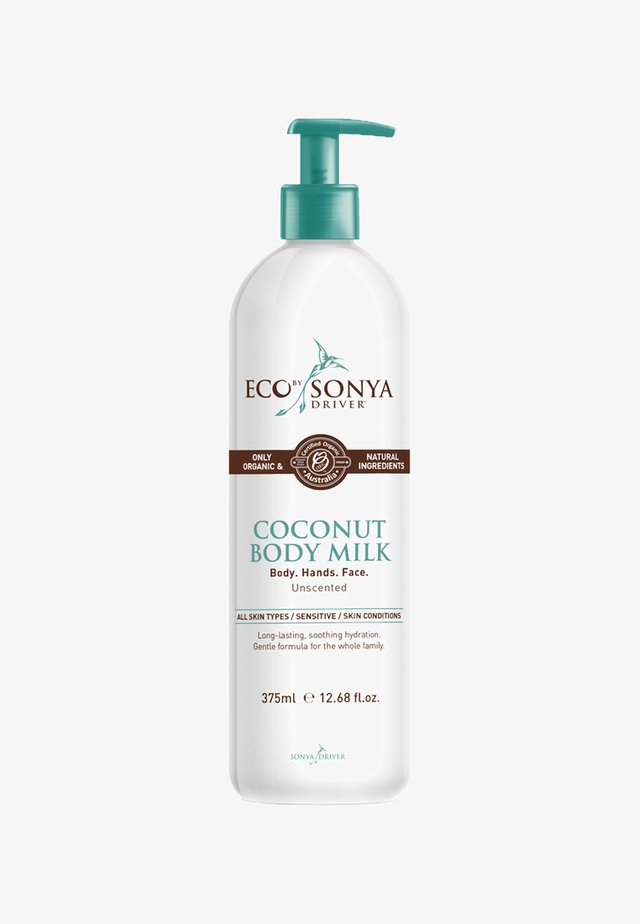 COCONUT BODY MILK 375ML - Hydratatie - neutral