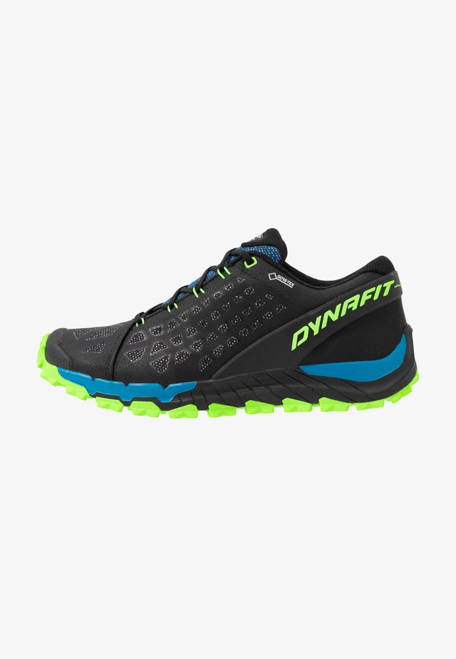 TRAILBREAKER EVO GTX - Trail running shoes - asphalt/fluo green