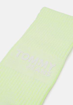SOCK CYBER LINES UNISEX - Ponožky - lime