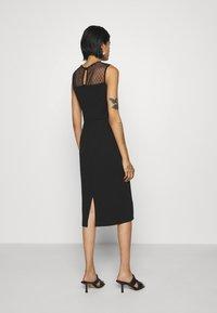 WAL G. - LAURYN MIDI DRESS - Cocktail dress / Party dress - black - 2