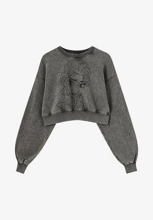 DISNEY - Sweatshirt - dark grey