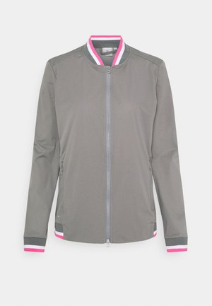 STORM JACKET - Training jacket - steel grey
