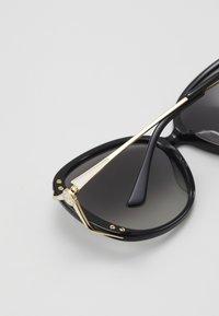 Gucci - Sluneční brýle - black/gold-coloured/grey - 5