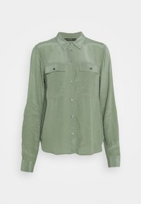 Guess - MONA - Button-down blouse - light green - 4