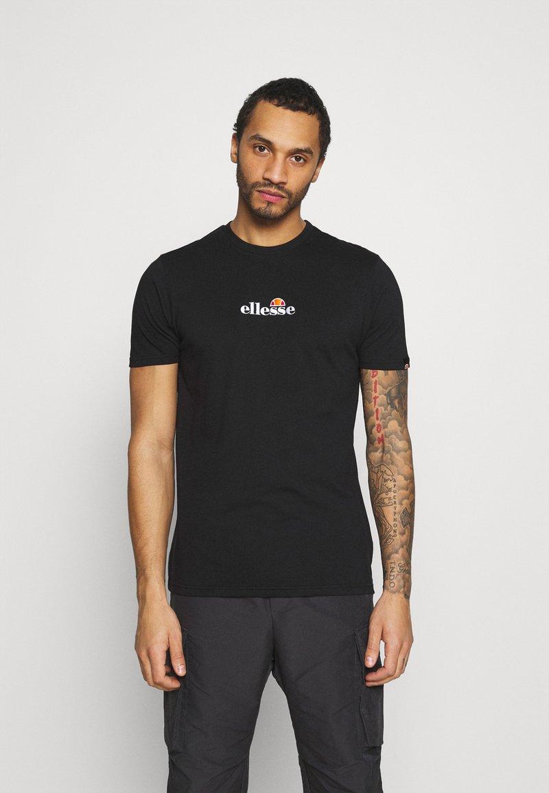 Ellesse - MAVOZ - T-shirt imprimé - black