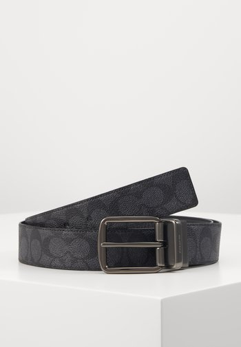 WIDE HARNESS SIGNATURE BELT