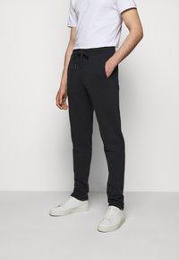 True Religion - PANT  - Pantaloni sportivi - black - 0