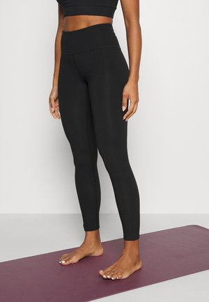 SPORT LEGGINGS - Trikoot - black dark