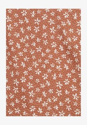 A-line skirt - mottled light brown