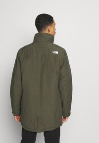 The North Face - KATAVI - Parka - new taupe green - 3