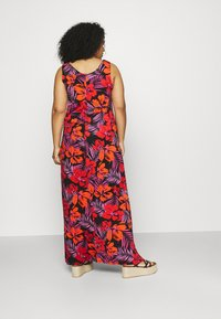 Simply Be - VEST DRESS - Maxi dress - red - 2
