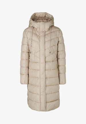 Winter coat - sand
