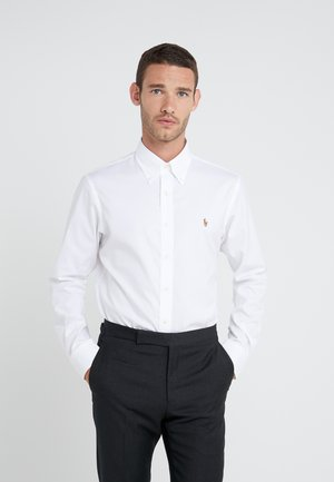 EASYCARE PINPOINT OXFORD CUSTOM FIT - Camisa - white
