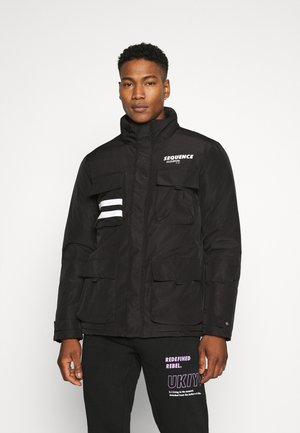 REX JACKET - Winter jacket - black