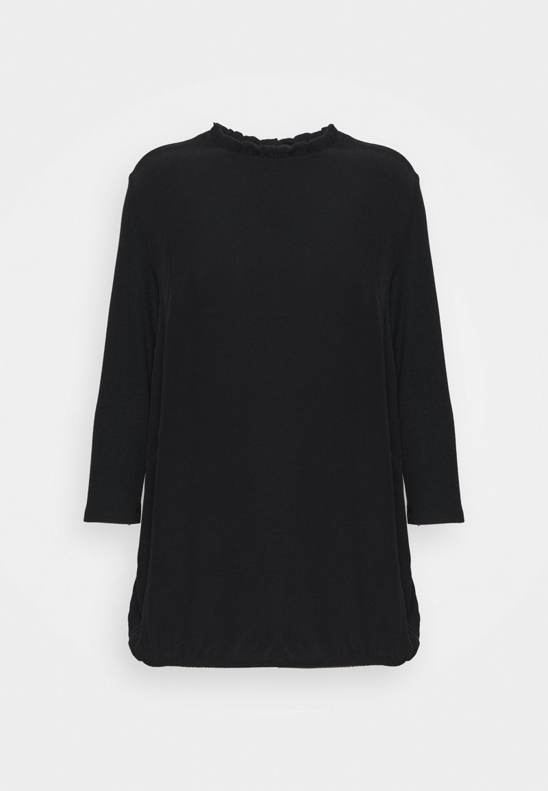 Esprit - ECOVERO TEE - Long sleeved top - black