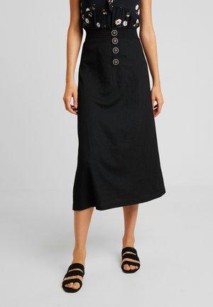 Blyantnederdel / pencil skirts - black