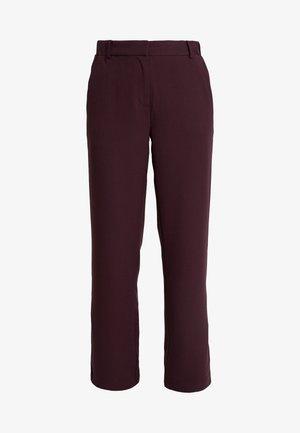 ENPOP PANTS - Trousers - fudge