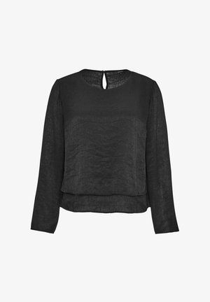 FLISSE - Blouse - black