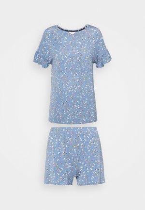 DITSY SHORTIE - Pyjamas - chambray