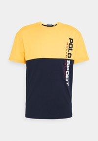 Polo Ralph Lauren - Print T-shirt - chrome yellow - 0