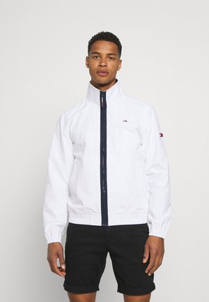 ESSENTIAL CASUAL  - Lehká bunda - white
