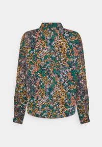 JDY - JDYMIE - Button-down blouse - black/multi color - 1