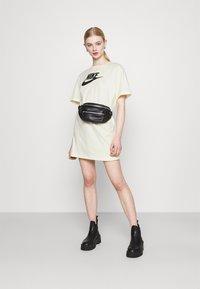 Nike Sportswear - DRESS FUTURA - Jersey dress - coconut milk - 1