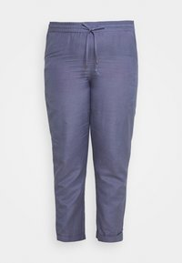 CAPSULE by Simply Be - EASY CARE  - Trousers - blue - 3