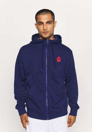 ATLETICO MADRID CLUB HOODIE - Club wear - loyal blue/sport red
