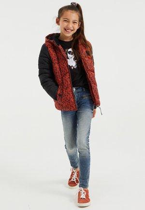 MET PANTERDESSIN - Chaqueta de invierno - red