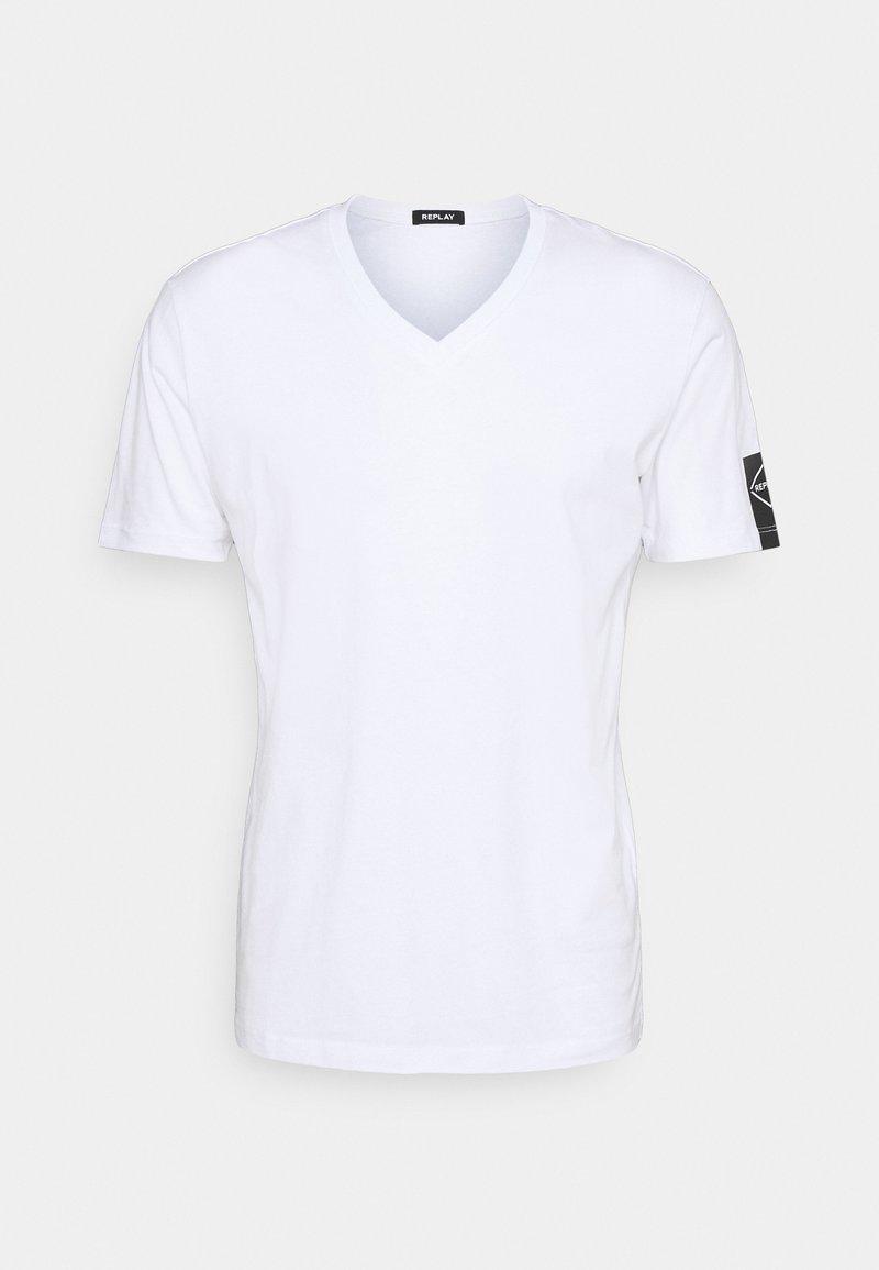 Replay - T-shirt basic - white
