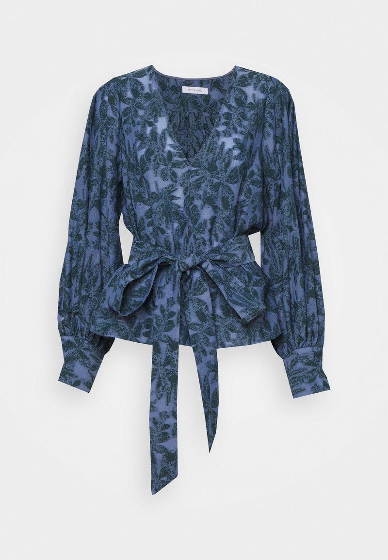 IVY & OAK - SAMBUCO - Pusero - aegean blue