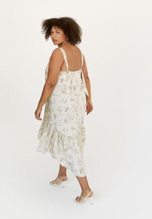 SUSAN - Day dress - beige