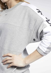 Reebok - CREW - Sweater - grey - 6