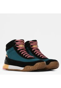 The North Face - BACK-TO-BERKELEY III - Hiking shoes - SHADED SPRUCE/MAUVEGLOW - 4