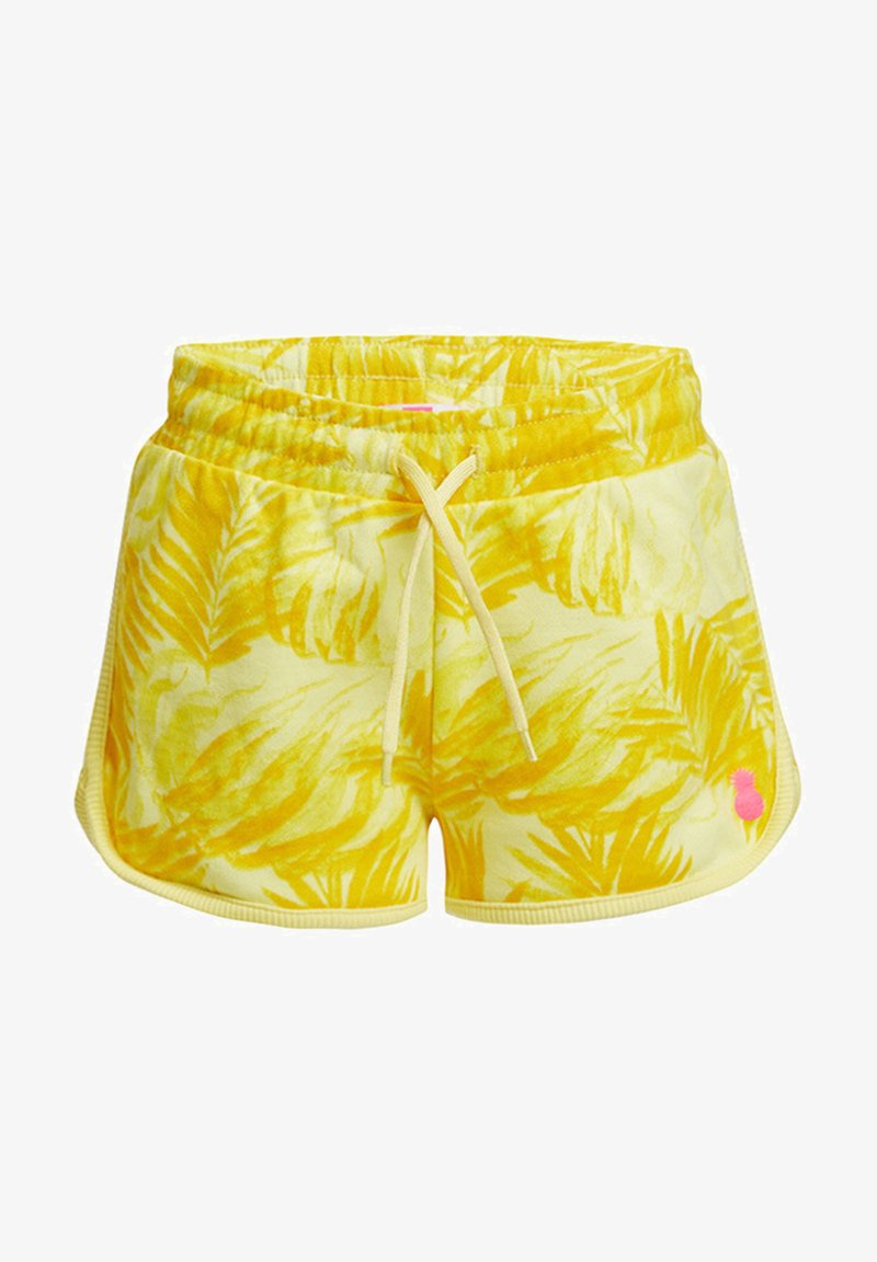 WE Fashion - DESSIN - Short - yellow