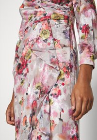 Adrianna Papell - FLORAL PRINTED GOWN - Occasion wear - rose/multi - 3