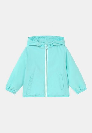 RAIN  - Vodotěsná bunda - bleached aqua