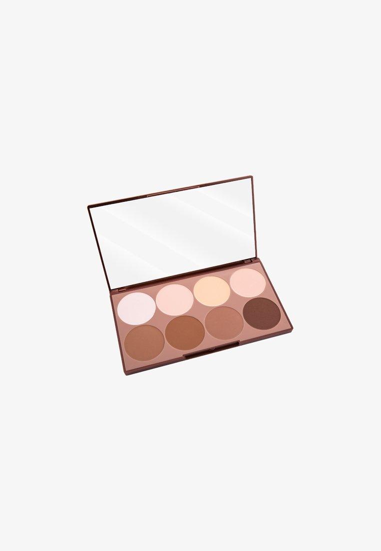 Luvia Cosmetics - PRIME CONTOUR PALETTE-ESSENTIAL CONTOURING SHADES VOL.1 - Palette pour le visage - -
