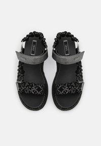 Liu Jo Jeans - Platform sandals - black - 5