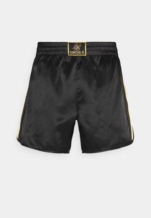 MUAY TIE - Shorts - black/gold