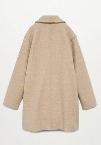 Mango - PANO - Winter coat - sandfarben - 1