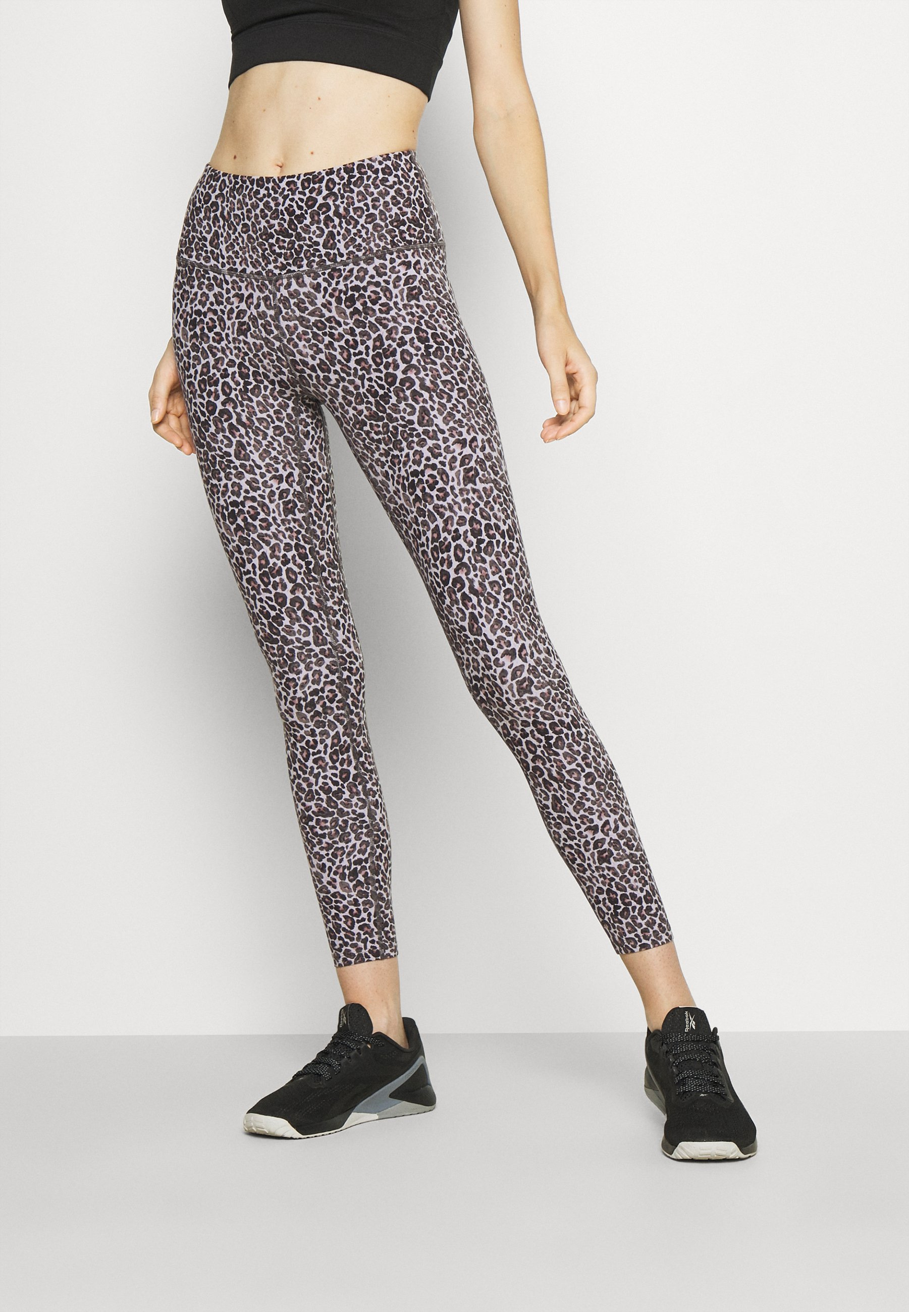 Damen LET'S MOVE HIGH RISE  - Tights