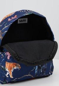 Molo - BACKPACK - Rygsække - dark blue/multi-coloured - 5