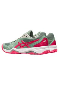 ASICS - GEL CHALLENGER 12 CLAY - Clay court tennis shoes - stone - 2