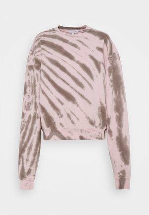 BOYFRIEND - Sweatshirt - dusk