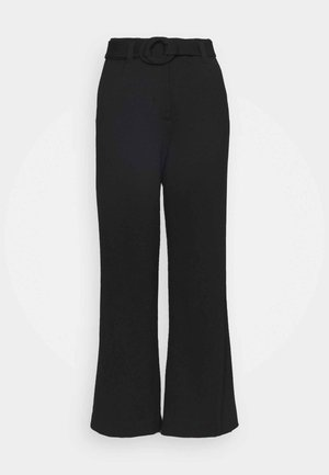 CHILANI DETAIL - Trousers - black