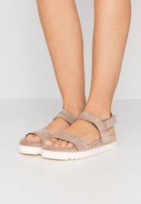 Homers - BIO - Sandals - crosta crepe - 0